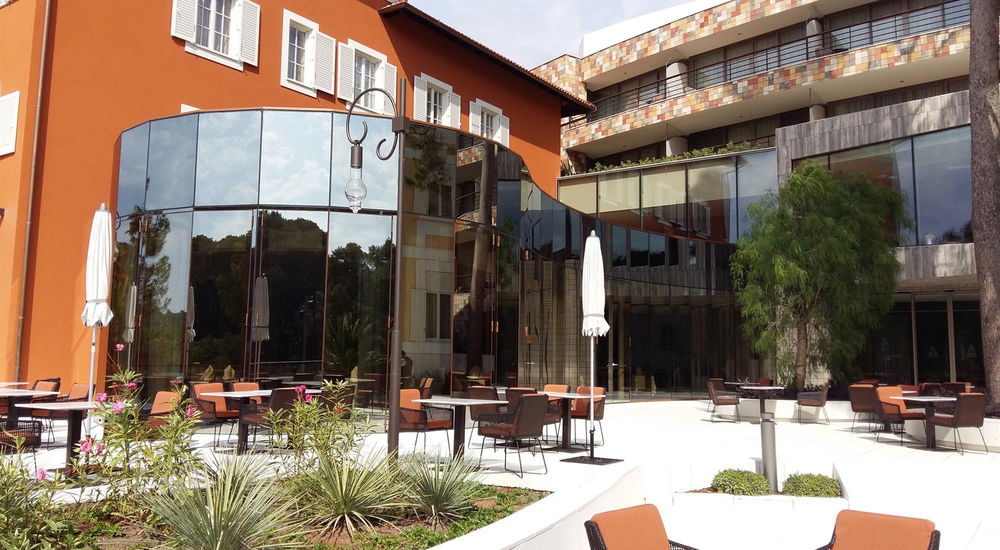 Hotel Alhambra | Villa Augusta | Villa Hortenzija