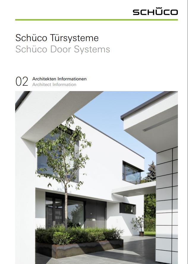 Schüco Door Systems