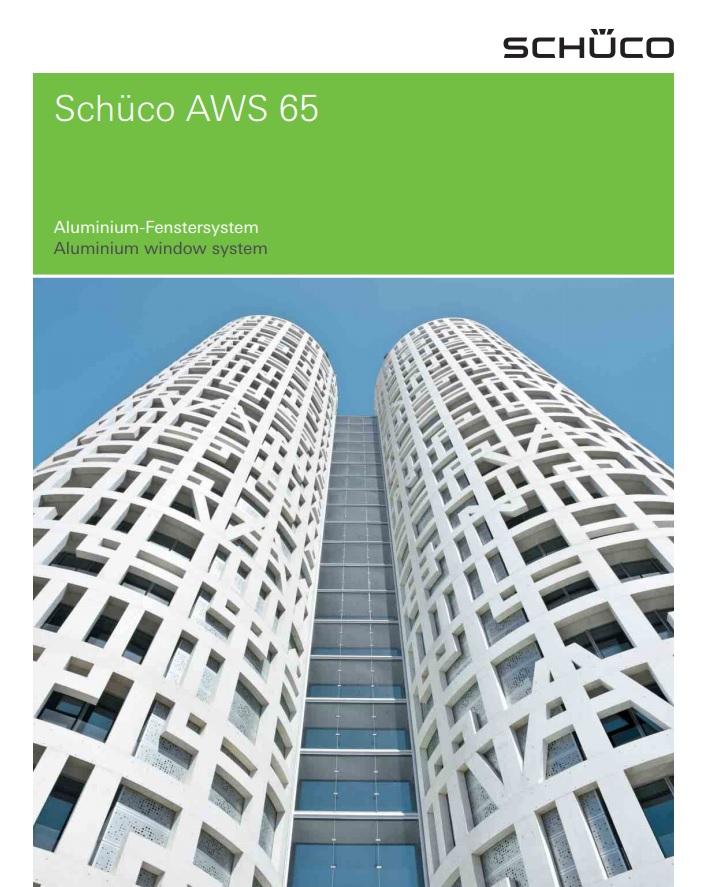 Schüco AWS 65