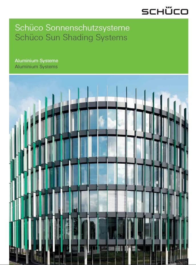 Schüco Sun Shading Systems
