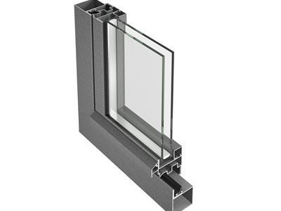 Jansen Economy 50 Window System