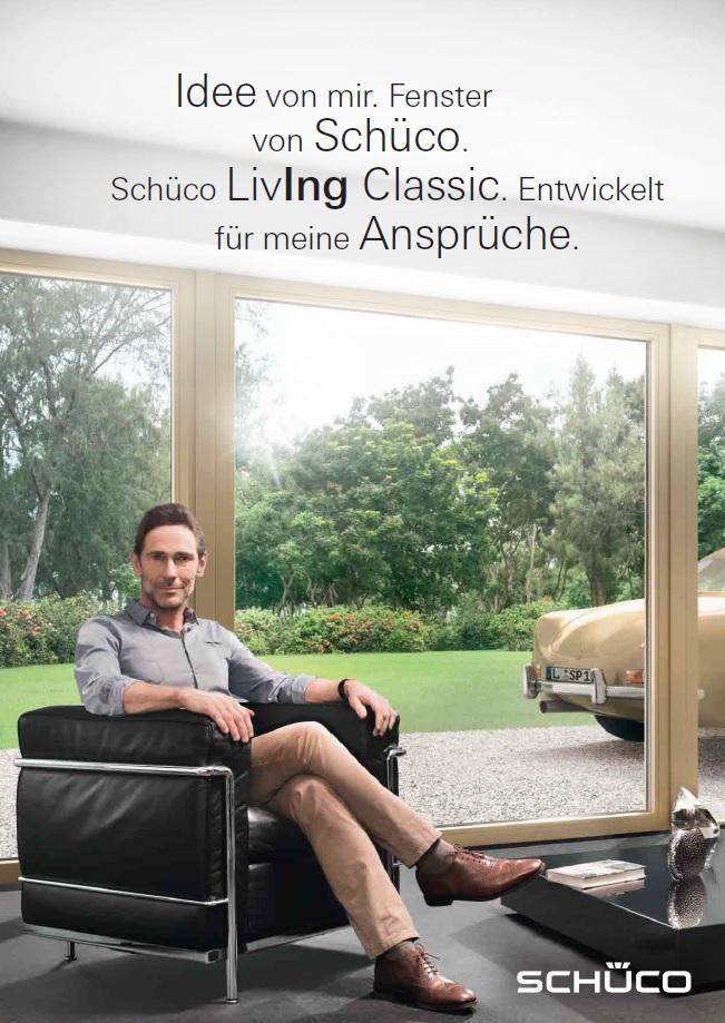 Schüco LivIng Classic